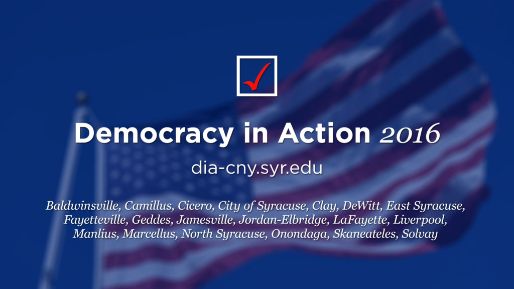 Democracy in Action 2016